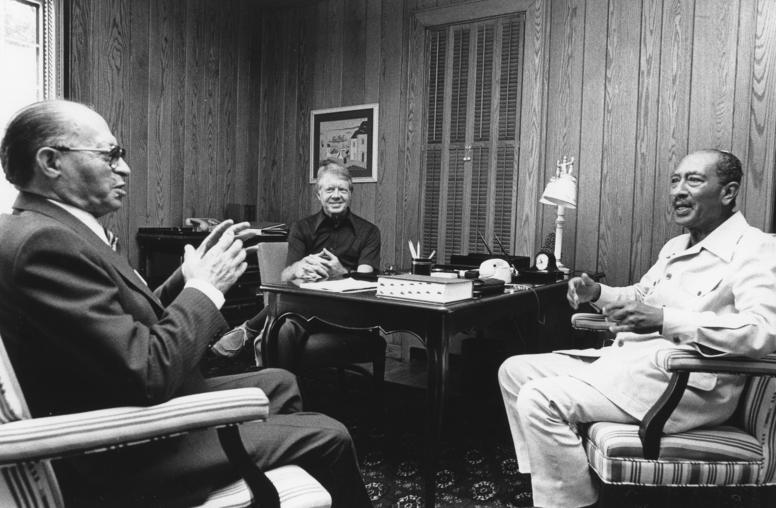 Middle East Peace: What can we Learn from Camp David 40 Years Later?