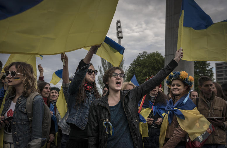 What's at Stake in Ukraine's Presidential Polls?