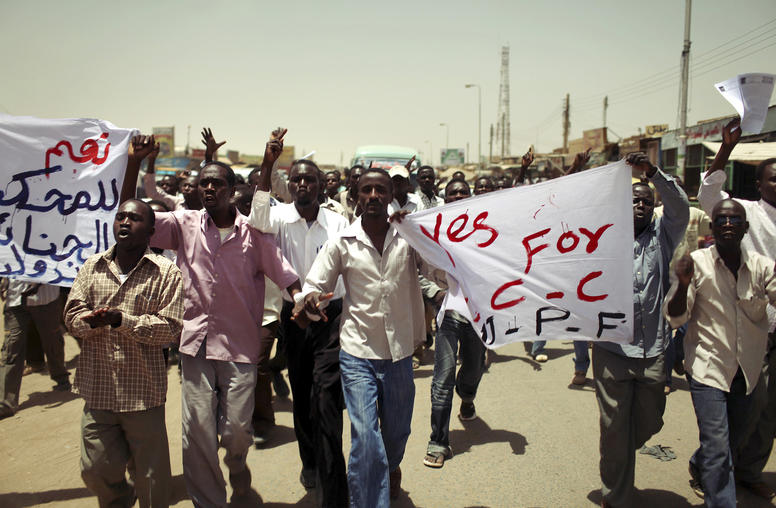 After Bashir, A New Dawn in Sudan? (Part 1)