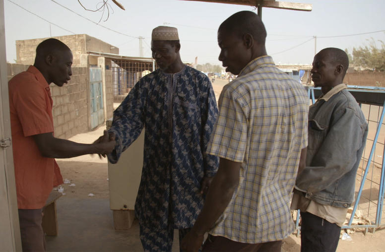 Justice and Security Dialogue in Saaba