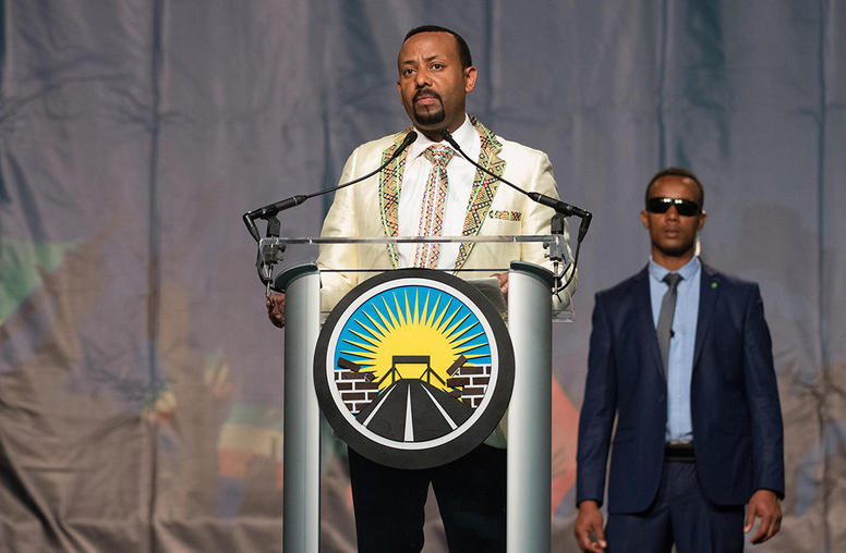 Nobel Peace Prize Awarded to Ethiopia's Abiy Ahmed for Diplomatic Engagement with Eritrea