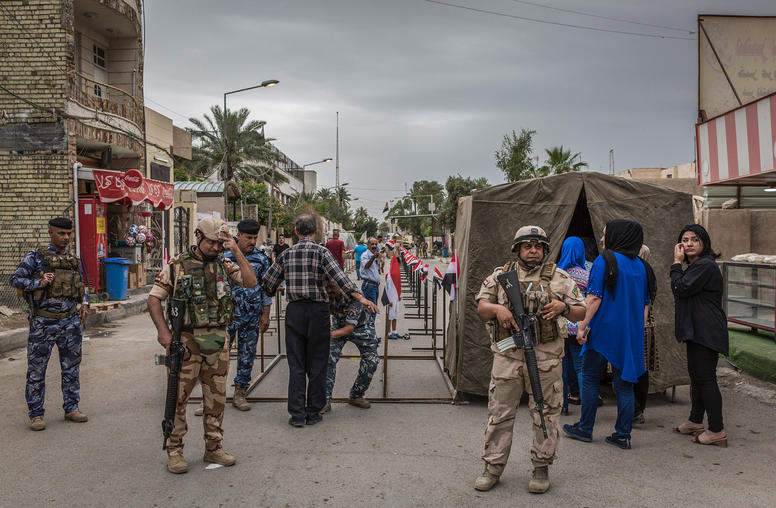After ISIS, Stability in Iraq Requires Addressing its Fragility