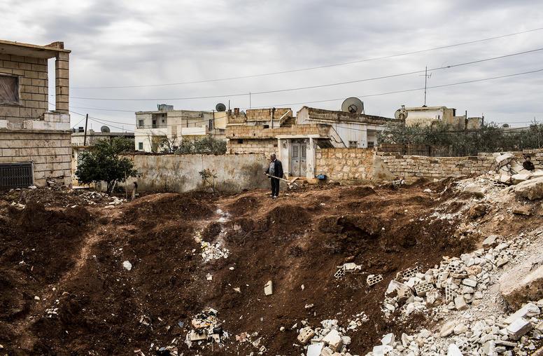 Syria's Ghalia Rahal: Surviving War, Building Peace