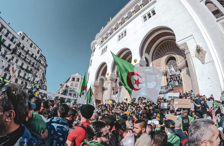 Why Algeria's Protests Continue After Bouteflika's Ouster