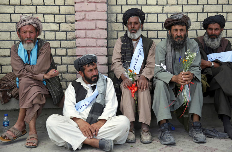 Perspectives on Peace from Taliban Areas of Afghanistan