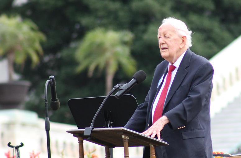 In Memoriam: Ambassador John W. McDonald
