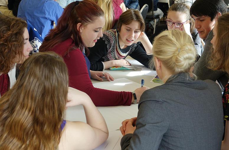 The USIP & Inspired Classroom Challenge