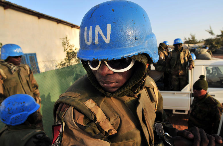 In Downsizing the UN–AU Mission in Darfur, First Do No Harm