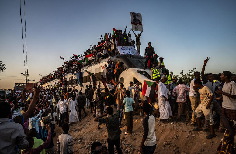 Sudan Remains at a Stalemate After the Military's Crackdown