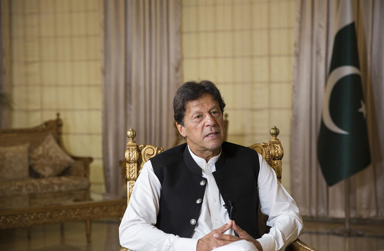 One Year In: A Conversation with Pakistani Prime Minister Imran Khan