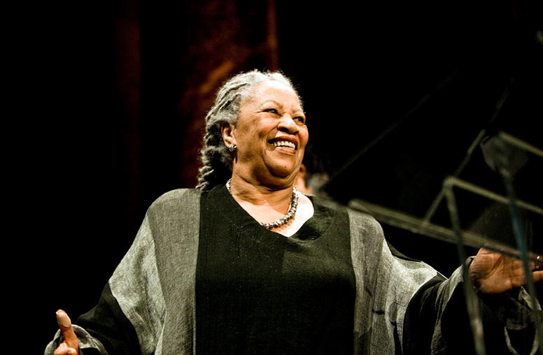 Toni Morrison and The Brilliant Art of Peace