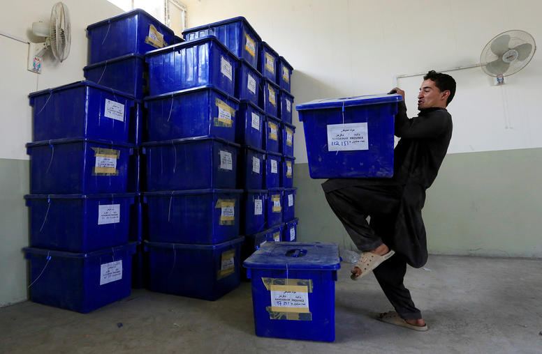 Breaking, Not Bending: Afghan Elections Require Institutional Reform