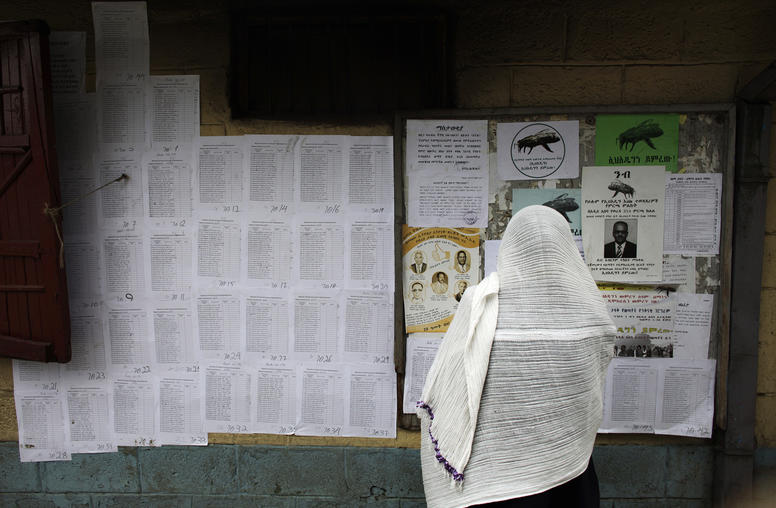 A Changing Ethiopia: The Puzzle of Ethiopian Politics