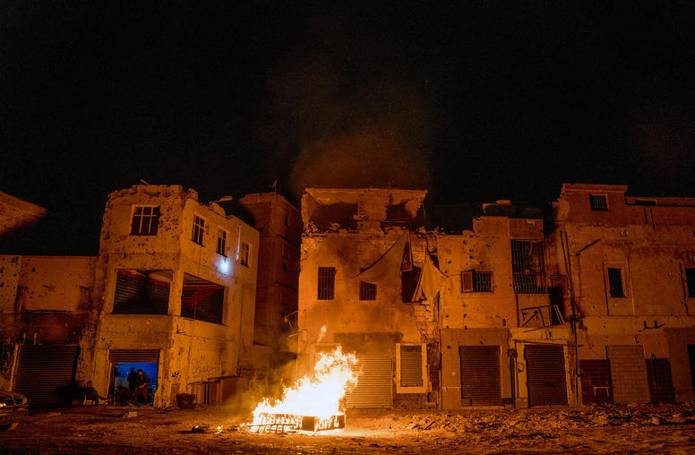 Factional Conflict Leaves Libya Deadlocked