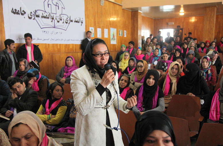 Here's What Afghan Women Have to Say About Peace and Extremism