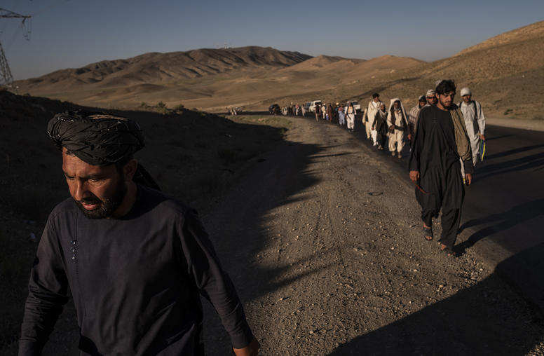 Afghan peace talks are damaged, but not yet broken.