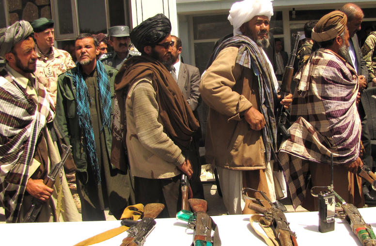 What are the Prospects for Power-Sharing in the Afghan Peace Process?