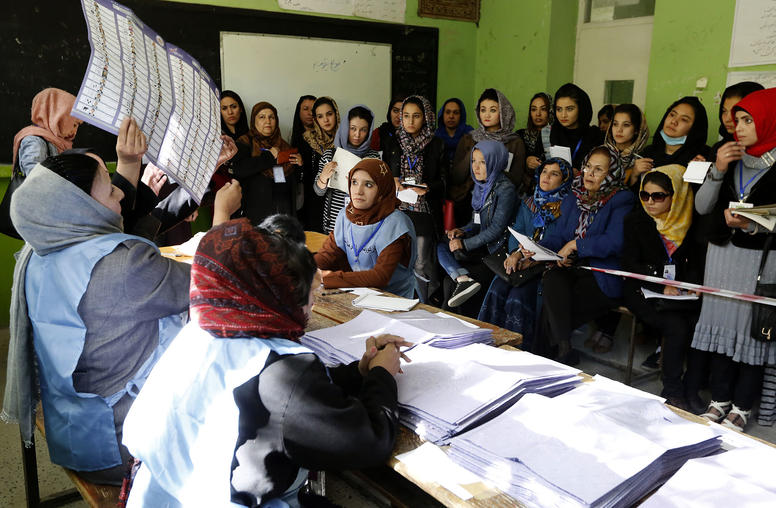 What to Watch for in Afghanistan's Presidential Election