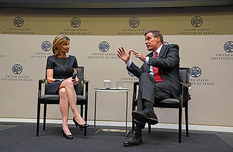 Senator Mark R. Warner on U.S.-China Competition