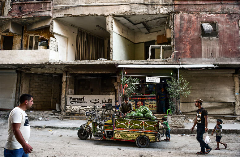 Syria Study Group Releases Final Report