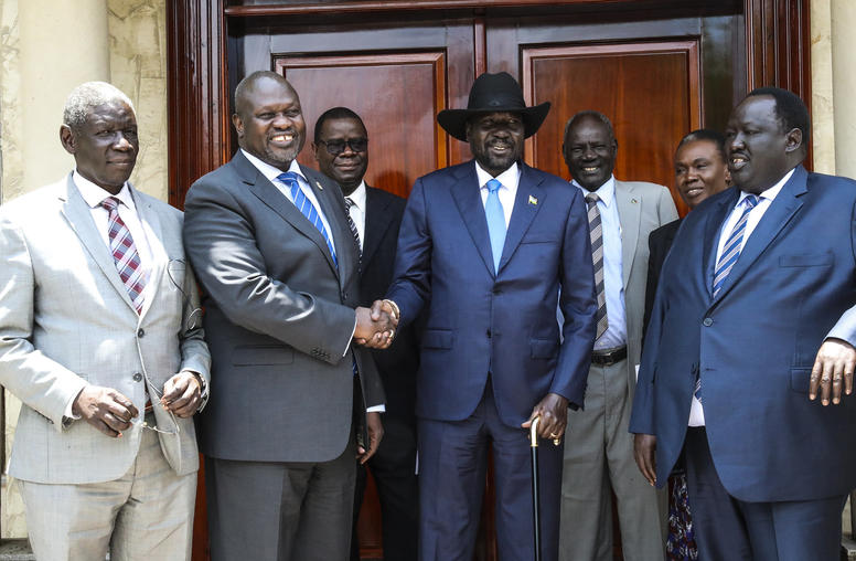 South Sudan: Hope for the Best, Plan for the Worst