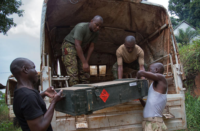 Central African Republic Struggles to Implement Peace Deal