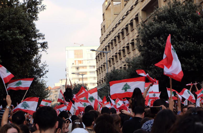 A massive protest movement emerges in Lebanon. What does it mean?