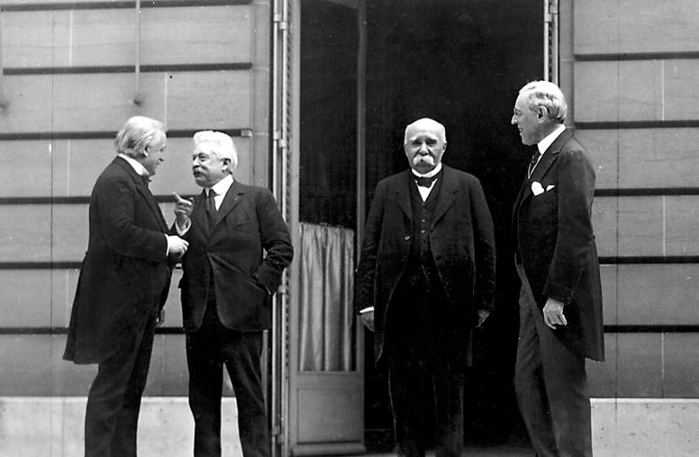 The Treaty of Versailles: A Century Later