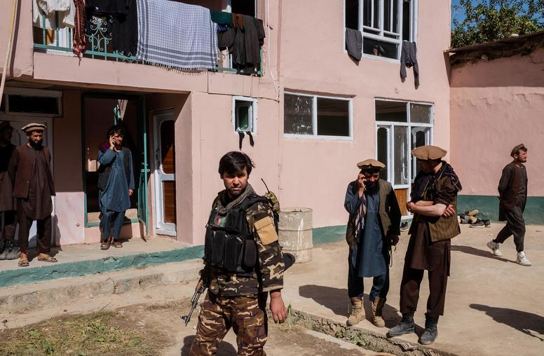 A Look at Daily Life Under Taliban Control