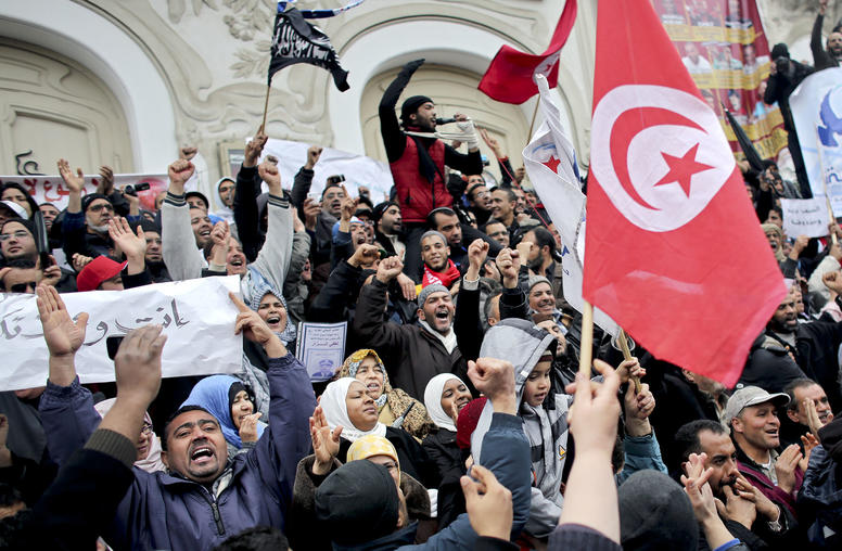 Tunisia's transition has unfinished business. Can Ennahda lead the way?