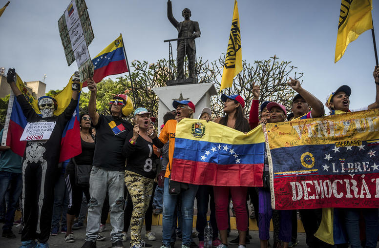 As Venezuela's Crisis Drags On, a Champion for Peace is Lost