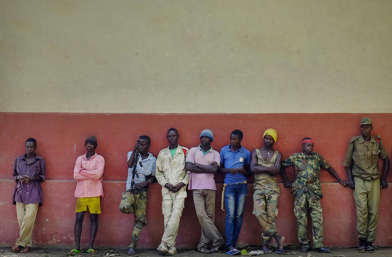 "The ""Green Diamond"": Coffee and Conflict in the Central African Republic"