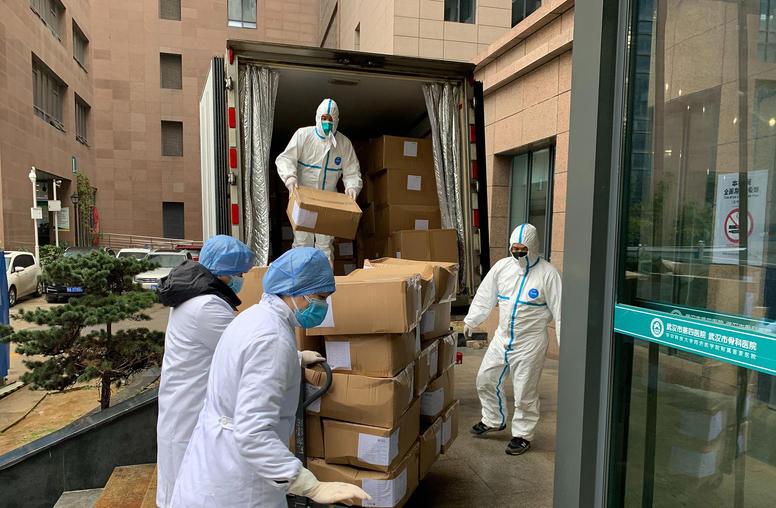 Coronavirus Crisis: U.S.-China Media War Couldn't Come at a Worse Time