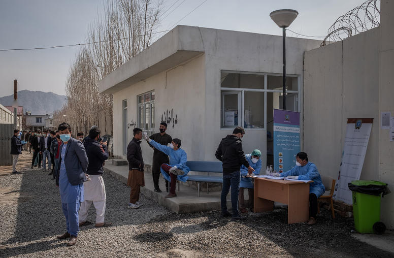 Coronavirus Poses Yet Another Challenge to the Afghan Peace Process