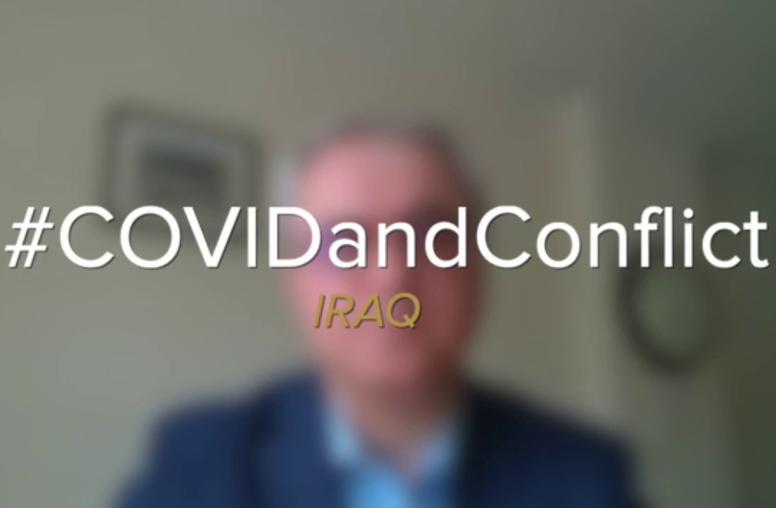 COVID-19 and Conflict: Iraq