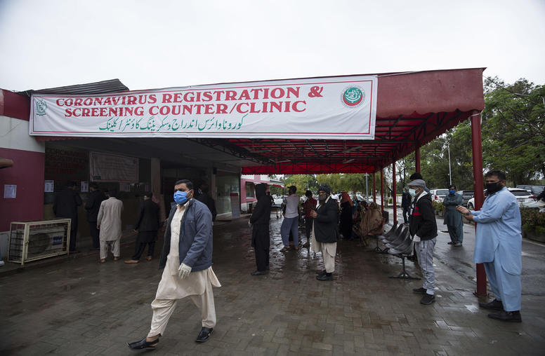 Pakistan's Looming Coronavirus Crisis