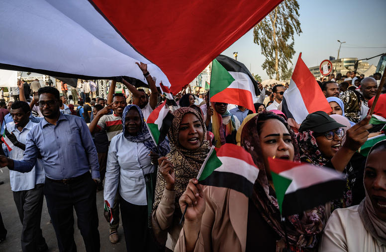 China's Response to Sudan's Political Transition