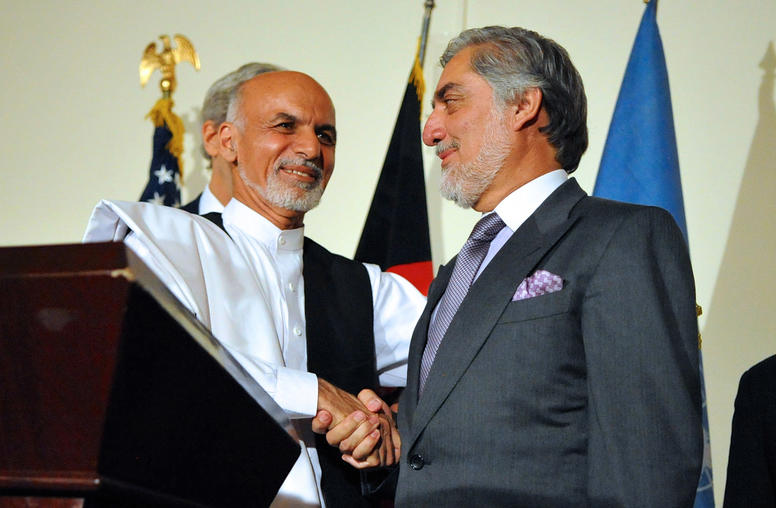 Rival Afghan Leaders Agree to Share Power—Now Comes the Hard Part