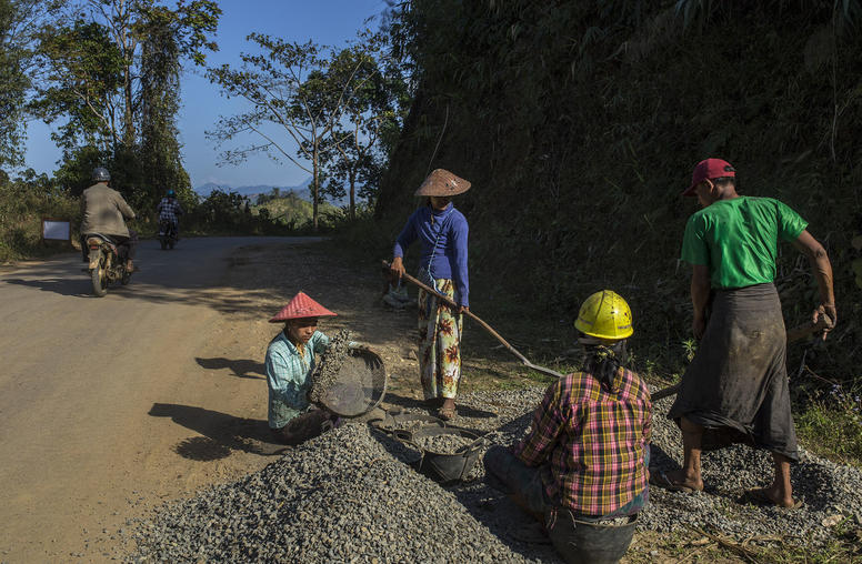 China Using Pandemic Aid to Push Myanmar Economic Corridor