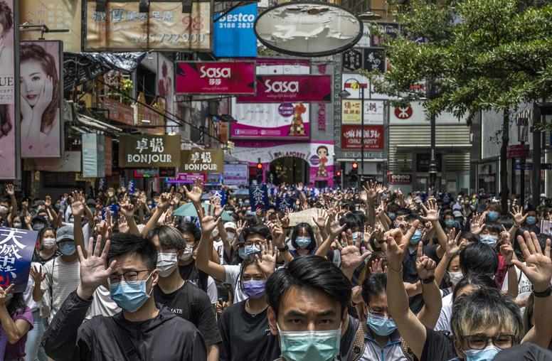 Beijing Legislation Reignites Hong Kong Protests