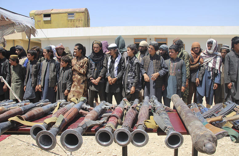 Bourgeois Jihad: Why Young, Middle-Class Afghans Join the Islamic State
