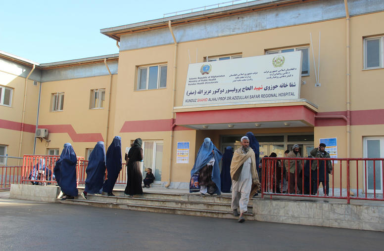 Coronavirus Complicates an Already Dire Situation for Afghan Women