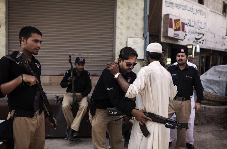 Coronavirus Pandemic Puts Police in the Spotlight in Pakistan