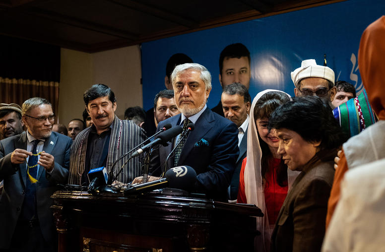 Negotiations Are the Only Way to End Afghan Conflict, Says Abdullah