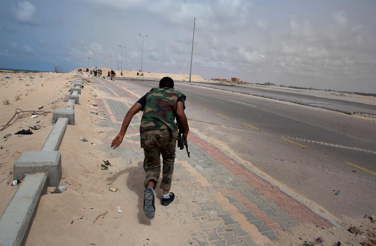 Four Things to Know About Libya's Conflict and Foreign Interference