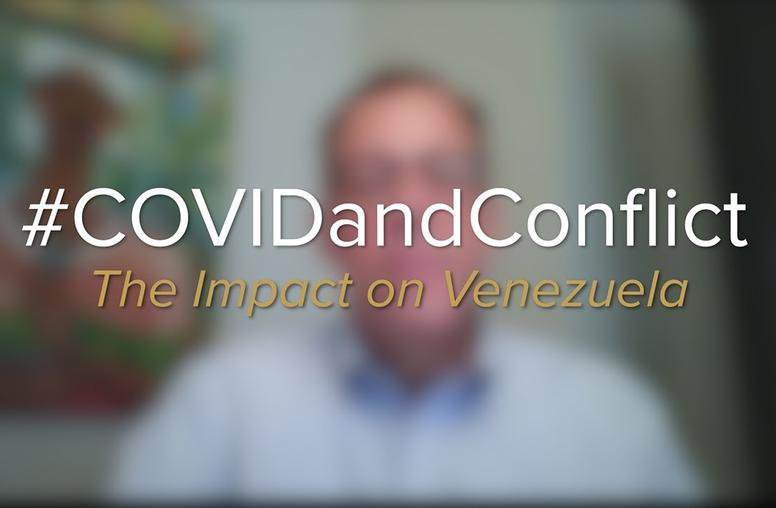 COVID-19 and Conflict: Venezuela