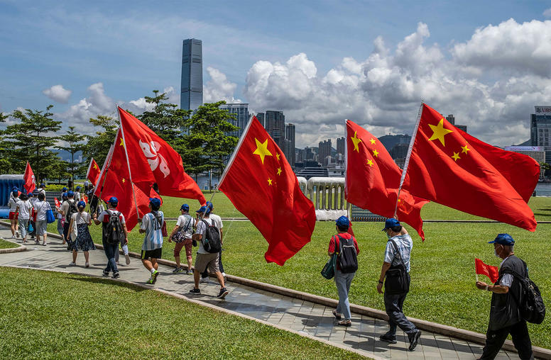 Beijing Builds Global Support for Draconian Hong Kong Law