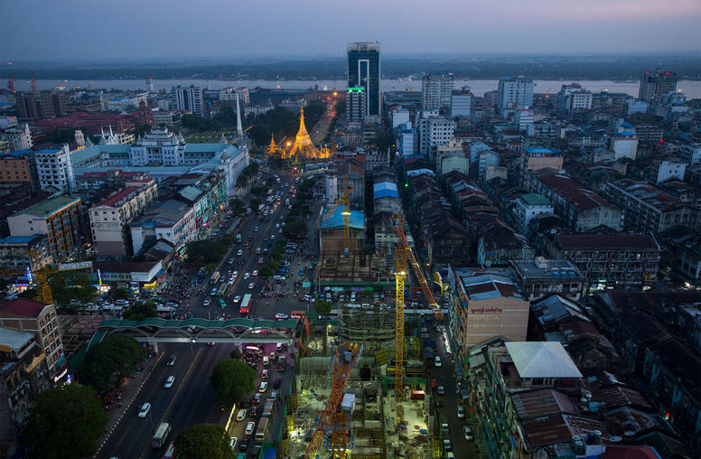 Myanmar: Casino Cities Run on Blockchain Threaten Nation's Sovereignty
