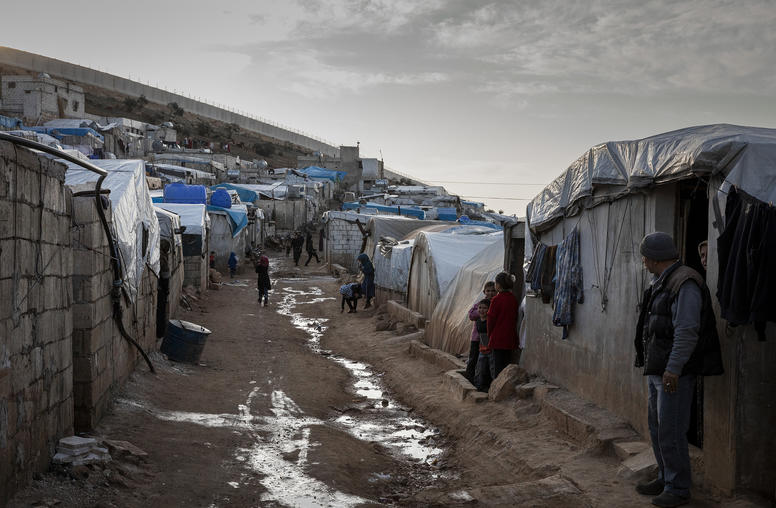 Coronavirus and the Conflict in Syria