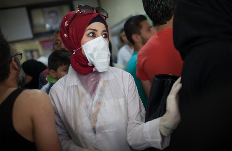 Coronavirus Throws Another Challenge at Syria's Doctors